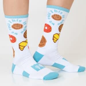 baked good socks