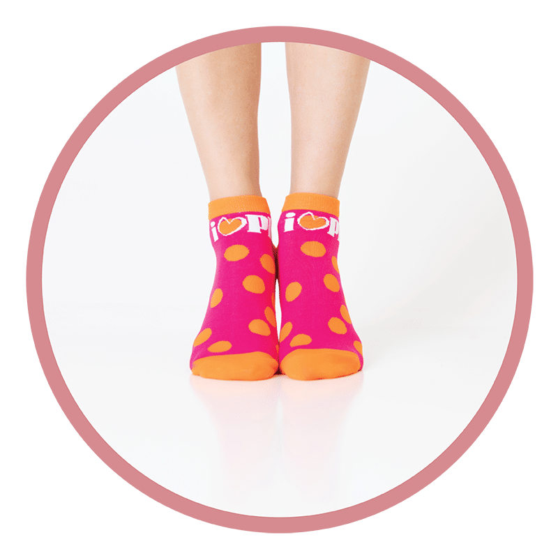 ankle socks by Spirit Sox