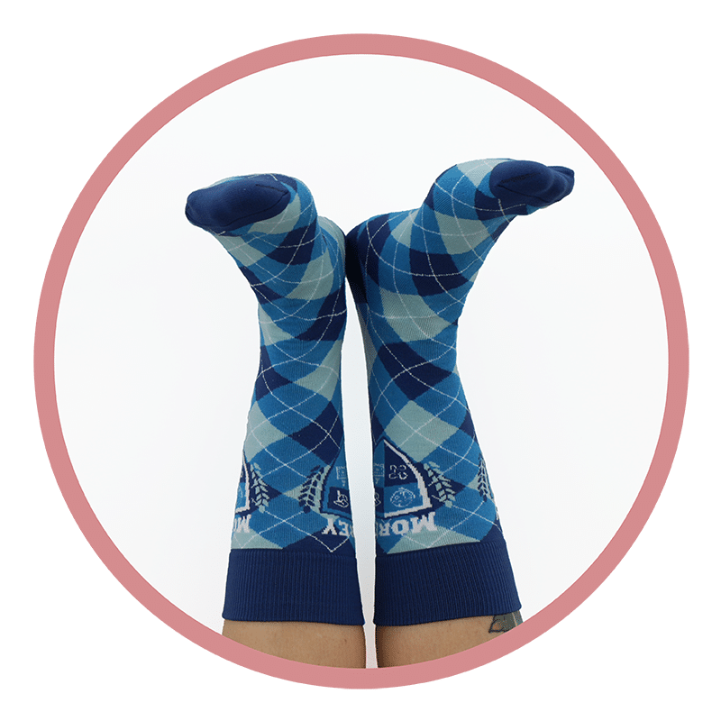 eco friendly socks by Spirit Sox