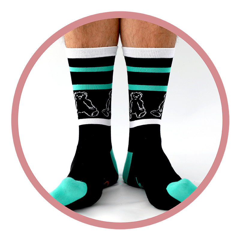 eco-friendly socks by Spirit Sox