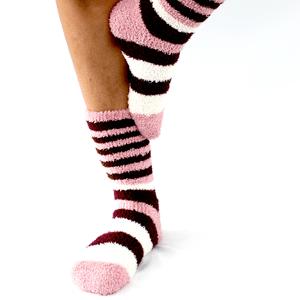 fuzzy socks by Spirit Sox