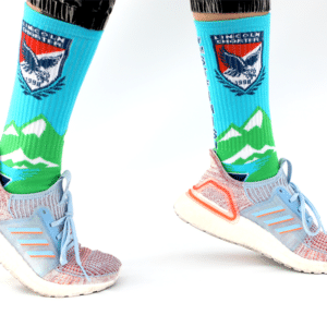 socks made by Spirit Sox