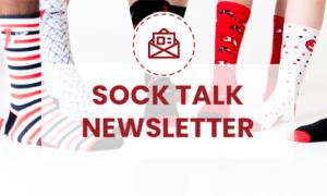 sock talk newsletter thumbnail