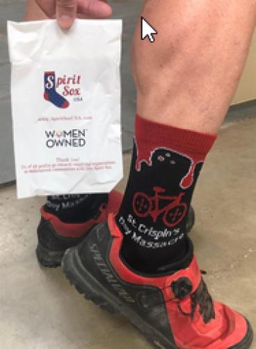 st. crispin socks